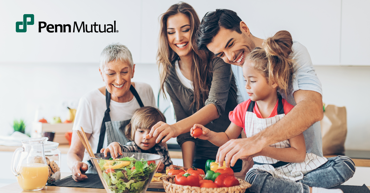 Penn Mutual 2019 Parents and Grandparents Financial Planning Survey