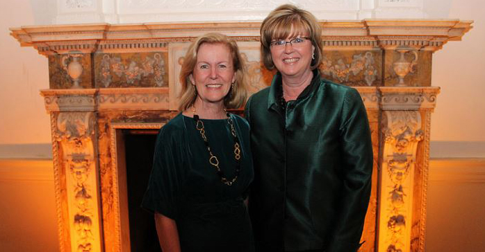 Anne Anderson and Eileen McDonnell